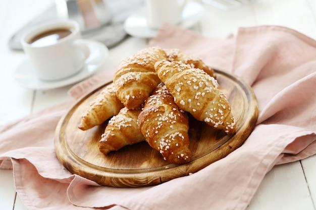 Cornetti francesi per colazione
