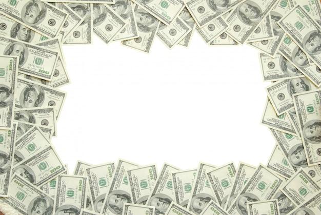 Cornice per soldi