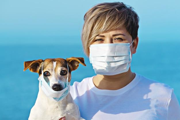 Coronavirus cinese 2019-ncov pericoloso per gli animali domestici