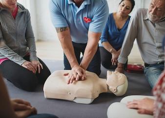 Corso di formazione di pronto soccorso CPR