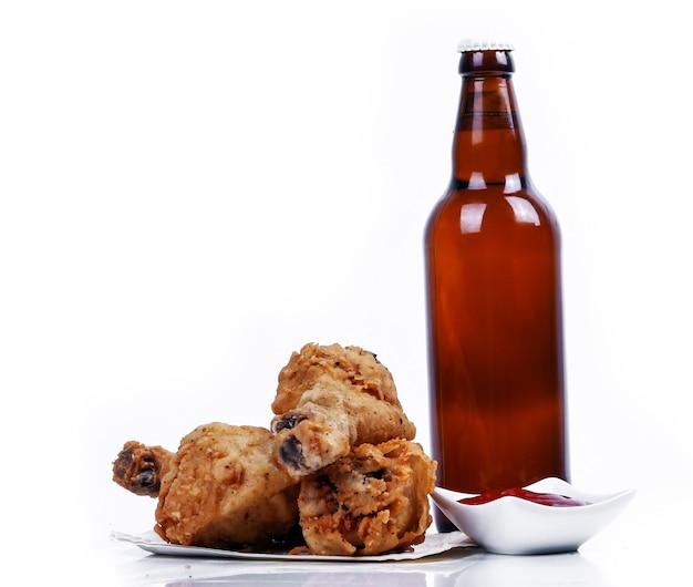 Cosce di pollo deliziose