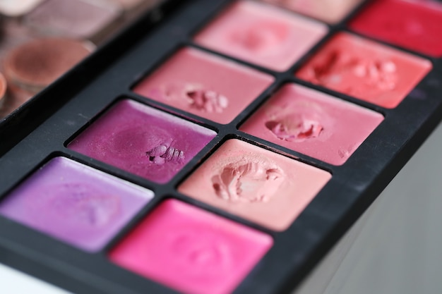 Cosmetici colorati