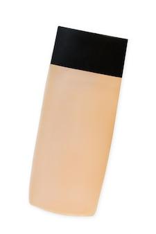 Cosmetici, tubo di fondazione