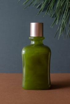Cosmetici verdi. cosmetici naturali. cura della pelle.