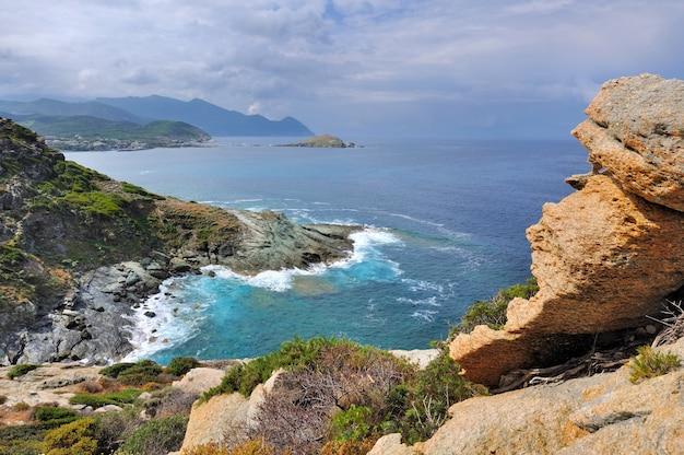 Costa selvaggia - corsica