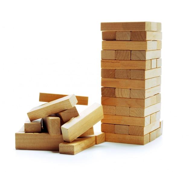 Costruire giochi di crollo