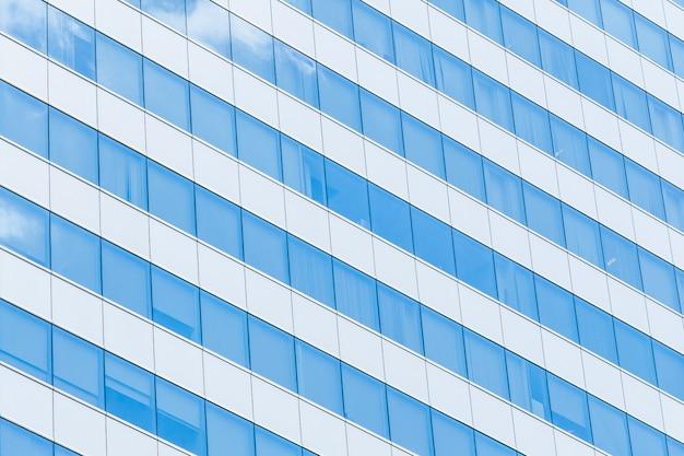 Costruire il vetro di riflessione