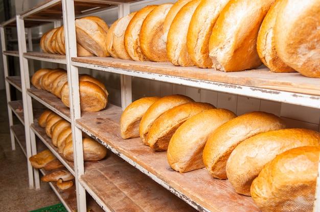 Cottura del pane