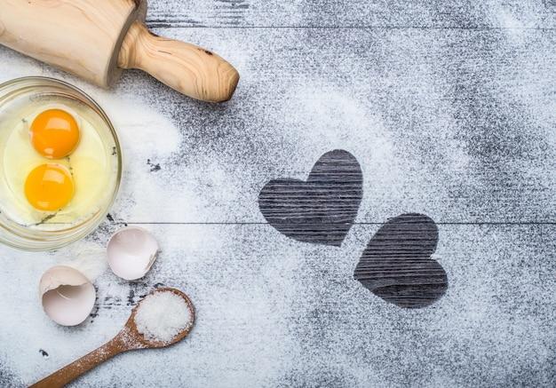 Cottura in cucina