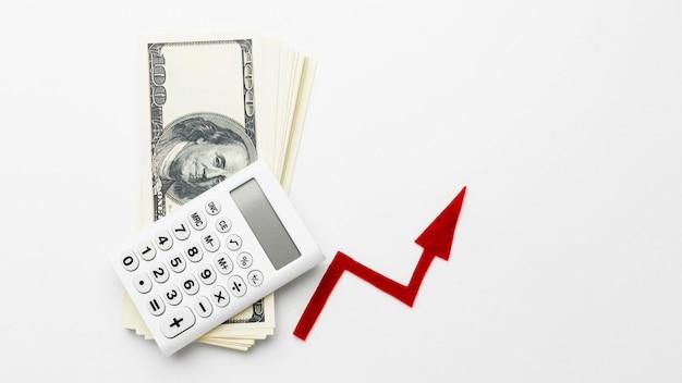Crescita dell'economia e del denaro