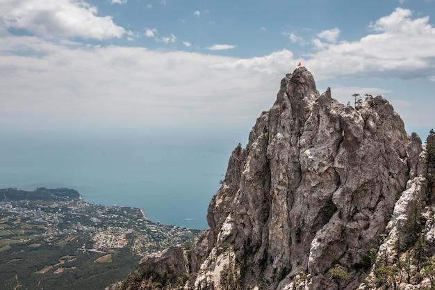 Crimea mountains