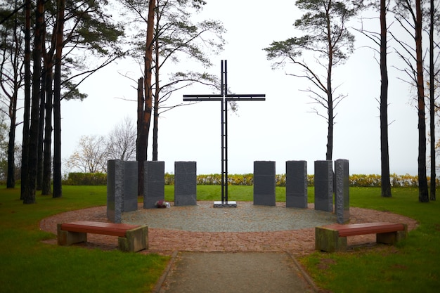 Croce commemorativa