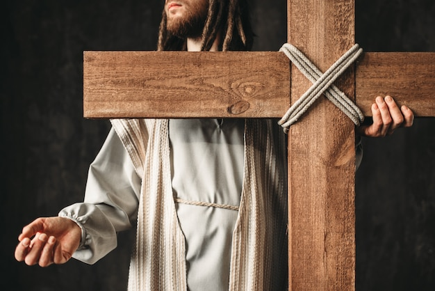 Crocifissione di gesù cristo, religione cristiana