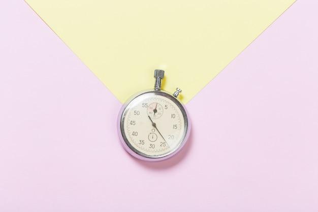 Cronometro analogico
