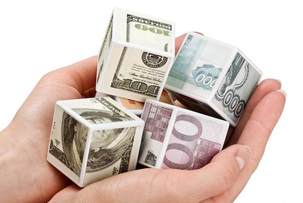 Cubi di denaro