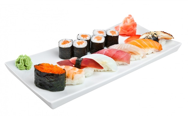 Cucina giapponese - sushi roll