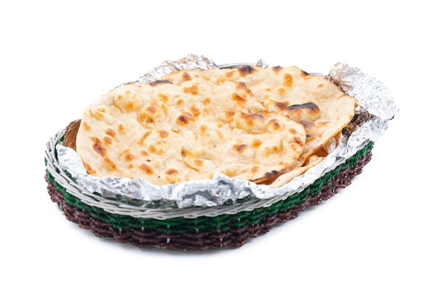 Cucina indiana tandoori roti