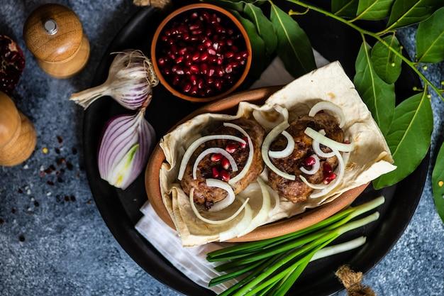 Cucina tradizionale georgiana