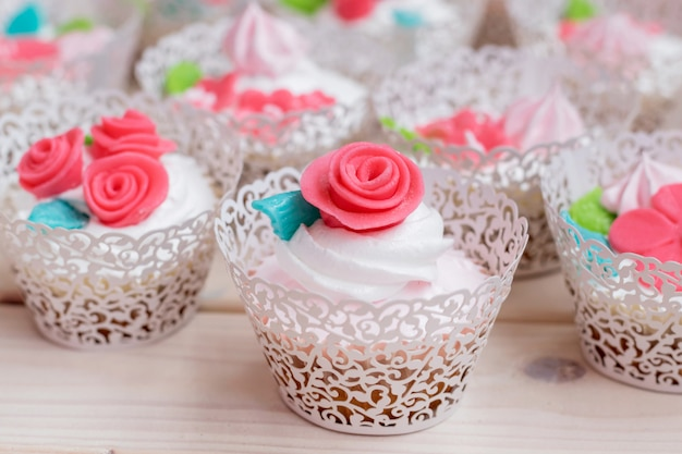 Cupcake per san valentino.
