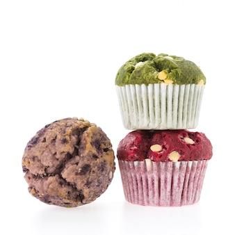 Cupcakes isolato