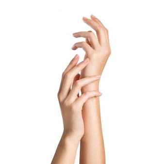 Cura delle mani bellezza