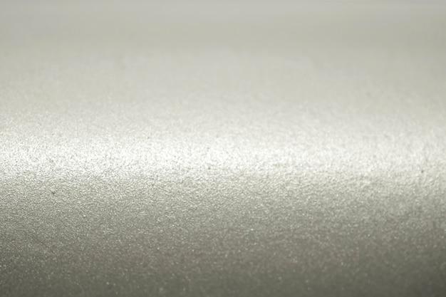 Curva sfondo argento o texture e sfumature ombra.