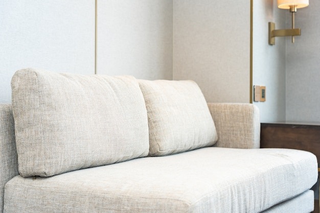 Cuscino interno decorazione divano della zona giorno
