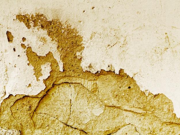 Danno intonaco con texture di sfondo