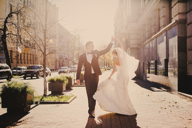 Danza just married