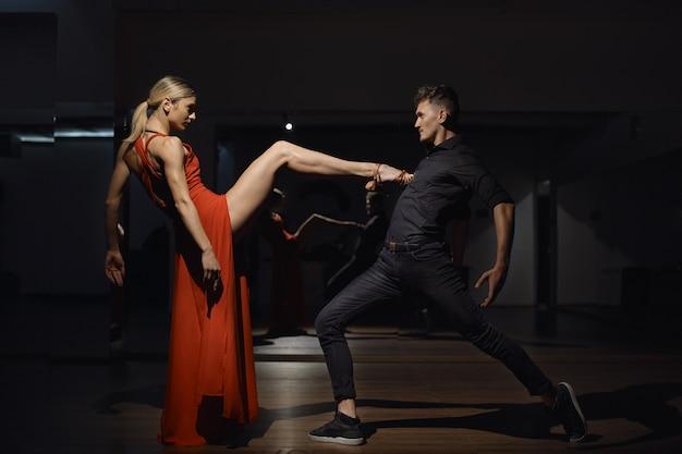 Danza passionale contemporanea