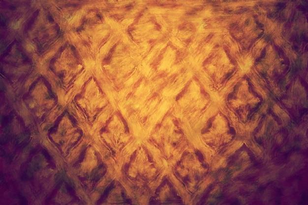 Decorative sfondo dorato