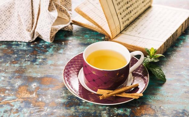 Decorativo tè still life