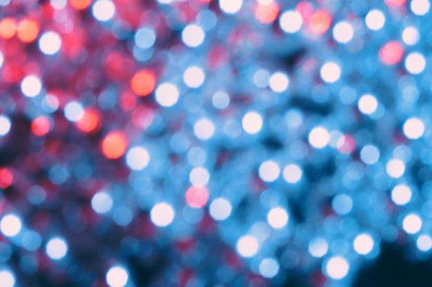 Decorazione di festa o di festa - vicino in su dei branelli lucidi d'argento
