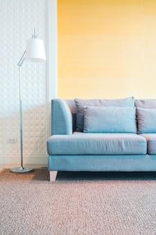 Decorazione soggiorno interno