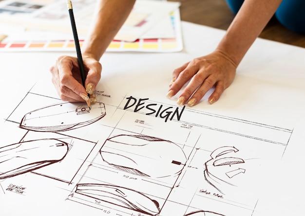 Decorazione sviluppo produzione creativa