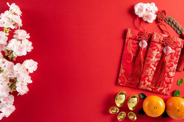 Decorazioni cinesi di nuovo anno
