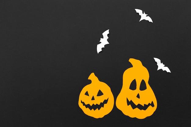 Decorazioni per la festa di halloween.