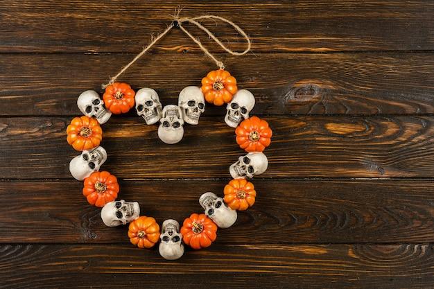 Decorazioni per porte di halloween. decorazioni per porte d'ingresso di halloween