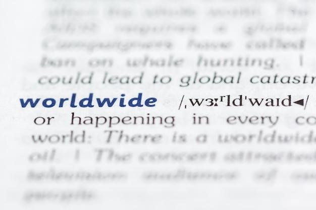 Definizione del dizionario della parola