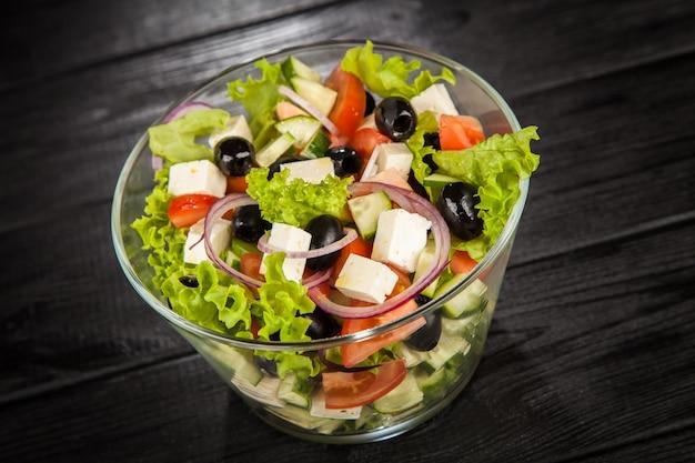Deliziosa insalata greca