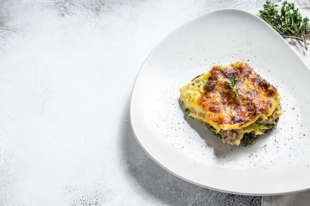 Deliziose lasagne al forno