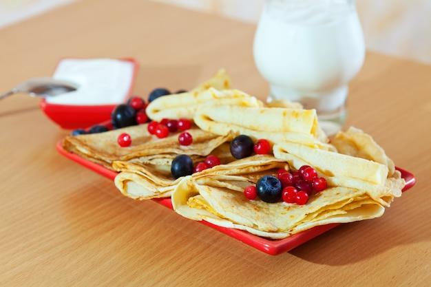 Deliziosi pancake