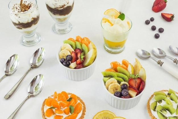 Delizioso buffet di dolci