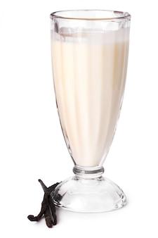 Delizioso frappè alla vaniglia
