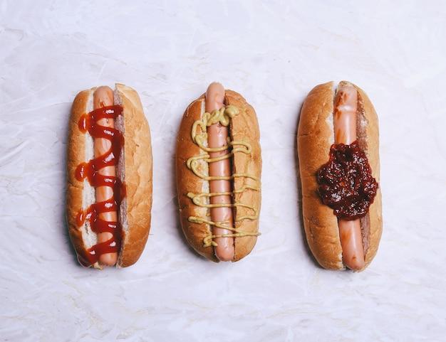 Delizioso hot dog