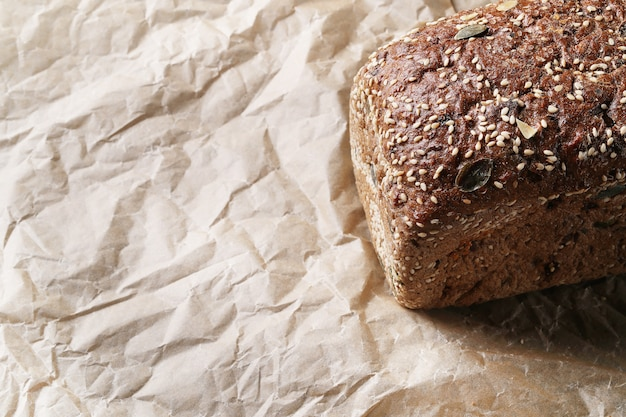 Delizioso pane fatto in casa