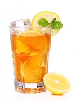 Delizioso tè freddo