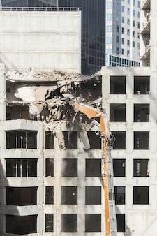 Demolizione di un edificio