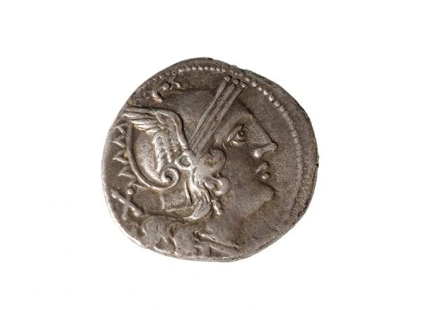 Denario d'argento romano