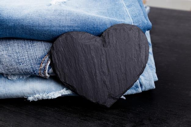 Denim. trama di jeans